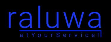 RALUWA - AtYourService!